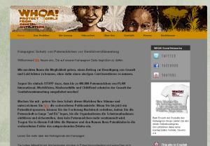 Mit der Patenmädchen-Kampagne - http://www.patenmaedchen.de/petition.php - hat jede/r die Möglichkeit, den Schutz von Patenmädchen einzufordern
