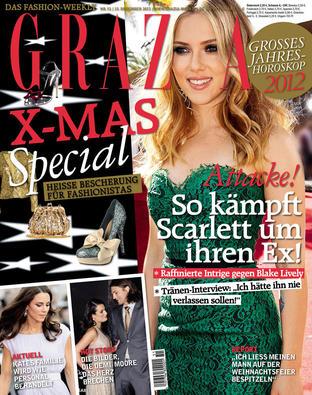 Klambt-Verleger Kai Rose zog den Grazia-LeserInnen 20.000,-€ für Kindernothilfe e.V. aus der Tasche
